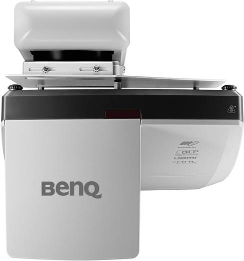 DLP Beamer BenQ MX854UST Helligkeit: 3500 lm 1024 x 768 XGA 10000 : 1 Weiß