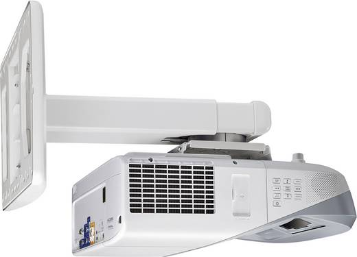 DLP Beamer BenQ MW864UST Helligkeit: 3300 lm 1280 x 800 WXGA 13000 : 1 Weiß