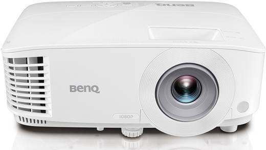 DLP Beamer BenQ MH733 Helligkeit: 4000 lm 1920 x 1080 HDTV 16000 : 1 Weiß
