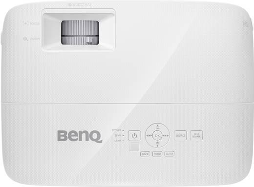 DLP Beamer BenQ MW550 Helligkeit: 3600 lm 1280 x 800 WXGA 20000 : 1 Weiß