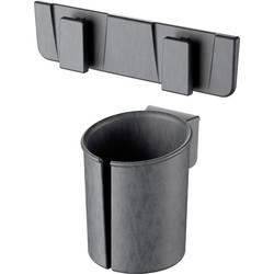 Základný držiak s držiakom nápojov Dometic Group (š x v x h) 163 x 100 x 95 mm, 1 ks, sivá