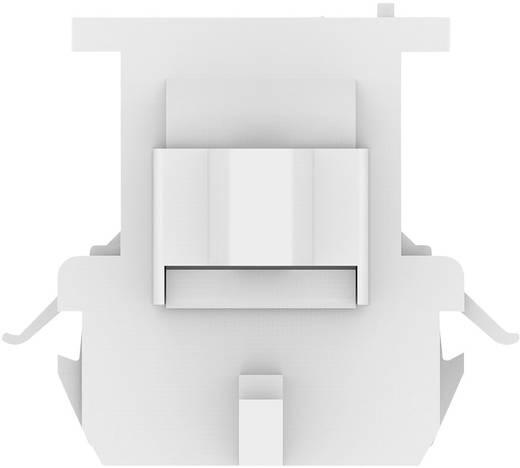 Buchsengehäuse-Kabel MATE-N-LOK Polzahl Gesamt 6 TE Connectivity 770027-1 Rastermaß: 6.35 mm 1 St.