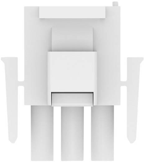Stiftgehäuse-Kabel MATE-N-LOK Polzahl Gesamt 3 TE Connectivity 770018-1 Rastermaß: 6.35 mm 1 St.
