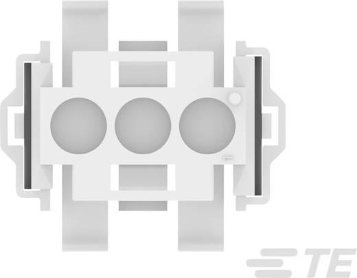 TE Connectivity Buchsengehäuse-Kabel MATE-N-LOK Polzahl Gesamt 3 Rastermaß: 6.35 mm 770025-1 1 St.