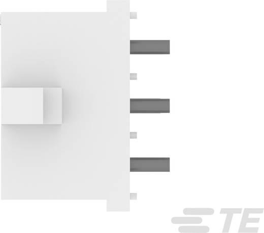 TE Connectivity Buchsengehäuse-Platine MATE-N-LOK Polzahl Gesamt 12 Rastermaß: 6.35 mm 643428-1 1 St.