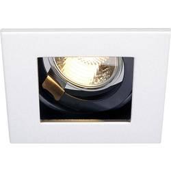 Vestavné svítidlo - LED SLV Indi Rec 1S 112471 GU10, 50 W, matná bílá