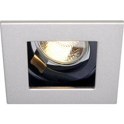 Vestavné svítidlo - LED SLV Indi Rec 1S 112474 GU10, 50 W, stříbrnošedá