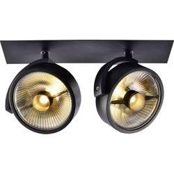 Vestavné svítidlo - LED SLV Kalu 113360 GU10, 150 W, černá
