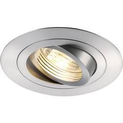 Vstavané svietidlo - halogénová žiarovka, LED SLV New Trial XL 113446 GU10, 50 W, hliník (kartáčovaný)