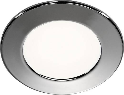 LED-Einbauleuchte 3 W Warm-Weiß SLV DL 126 112222 Chrom