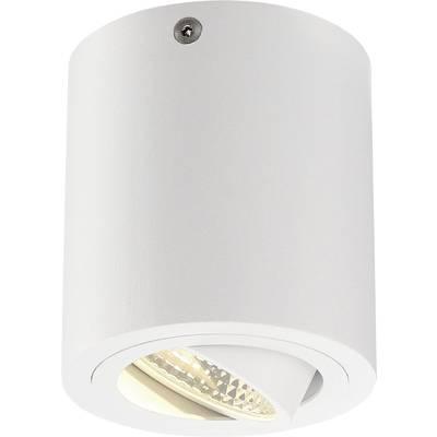 SLV 113931 Triledo Round CL LED-Aufbauleuchte 6 W Warm-Weiß Weiß (matt) Preisvergleich