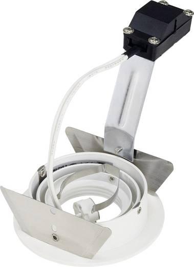 Einbauleuchte LED, Halogen GX5.3 50 W SLV 111691 New Tria 1 Weiß