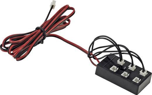 Steckerleiste SLV 111860 Schwarz