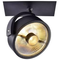 Vestavné svítidlo - LED SLV Kalu 113350 GU10, 75 W, černá