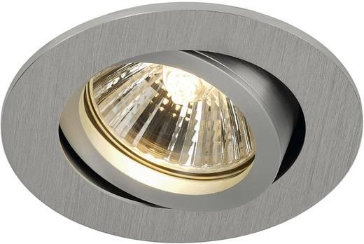 Einbauleuchte LED GU10 50 W SLV 113466 New Tria 68 Aluminium (gebürstet)