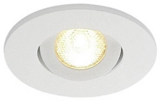 LED-Einbauleuchte 4.4 W Warm-Weiß SLV New Tria Mini Set 113971 Weiß (matt)