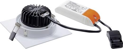SLV New Tria 1 Set 114241 LED-Einbauleuchte 12 W Warm-Weiß Weiß (matt)