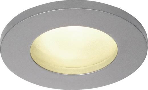 Außeneinbauleuchte GU10 Halogen 35 W SLV Dolix Out 111024 Silbergrau