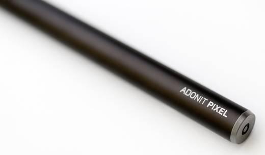 Touchpen Adonit PIXEL Bluetooth, wiederaufladbar, mit präziser Schreibspitze Schwarz