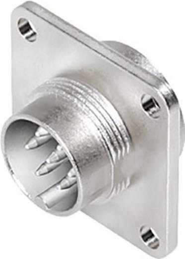Miniatur-Rundsteckverbinder Flanschstecker Gesamtpolzahl: 6 09 0123 300 06 Binder 1 St.