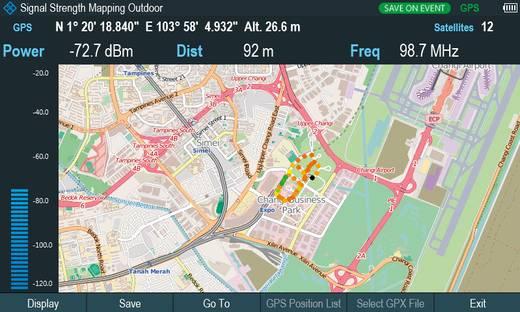 Erweiterungsmodul Rohde & Schwarz FPH-K16 FPH-K16 - Erweiterung Signal Strength Mapping für FPH-Serie, 1321.0615.03