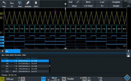 Erweiterungsmodul Rohde & Schwarz RTB-B1 RTB-B1 - Erweiterung Mixed-Signal-Option für RTB2000-Serie, 1333.1105.03