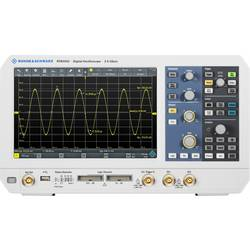 Digitální osciloskop Rohde & Schwarz RTB2K-72, 70 MHz, 2kanálový, s pamětí (DSO), funkce multimetru, logický analyzátor, generátor funkcí