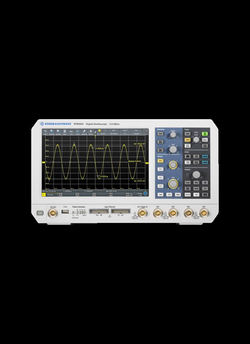 Rohde & Schwarz HMP4040 Labornetzgerät