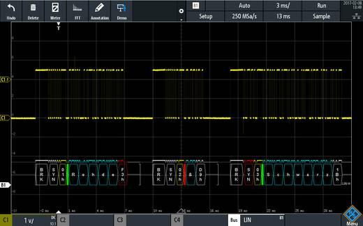 Erweiterungsmodul Rohde & Schwarz RTB-PK1 RTB-PK1 - Erweiterung Software-Option-Bundle für RTB2000-Serie, 1333.1092.03