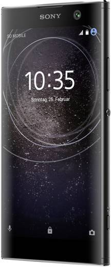 Sony Xperia XA2 LTE-Smartphone 13.2 cm (5.2 Zoll) 2.2 GHz Octa Core 32 GB 23 Mio. Pixel Android™ 8.0 Oreo Schwarz