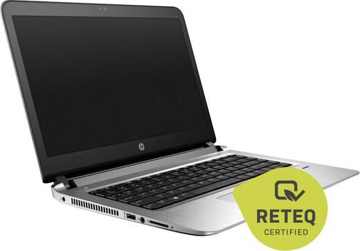 HP ProBook 455 G3 Notebook (Refurbished) 39.6 cm (15.6 Zoll) AMD A4 4 GB 500 GB HDD ATI Radeon R3 Windows® 10 Pro Schw