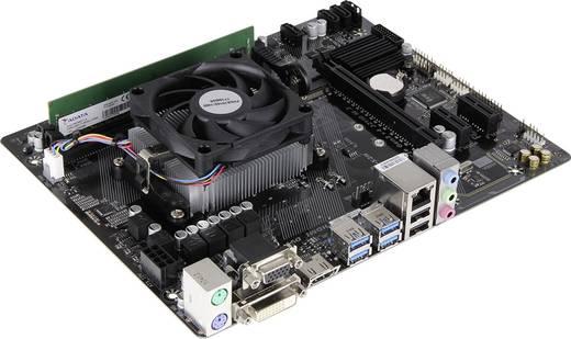 Renkforce PC Tuning-Kit (Media) AMD A10 (4 x 3.5 GHz) 8 GB AMD Radeon R7 Micro-ATX