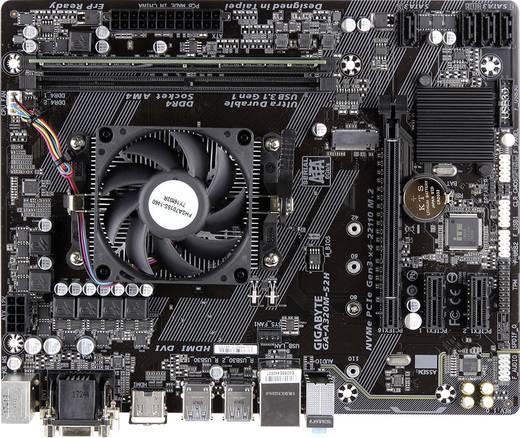 PC Tuning-Kit (Media) AMD A10 (4 x 3.5 GHz) 8 GB AMD Radeon R7 Micro-ATX