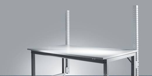 Manuflex ZB3782.0001 Aufbauportal UNIVERSAL-STANDARD 1200mm(Nutzh.600mm)Anbaueinheit KRIEG Hausfarbe graugrün
