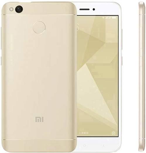 Xiaomi Redmi 4X LTE-Smartphone 12.7 cm (5 Zoll) 1.4 GHz Octa Core 32 GB 13 Mio. Pixel Android™ 6.0 Marshmallow Gold