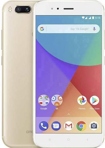 Xiaomi Mi A1 LTE-Smartphone 14 cm (5.5 Zoll) 2 GHz Octa Core 32 GB 12 Mio. Pixel, 12 Mio. Pixel Android™ 7.1 Nougat Gold