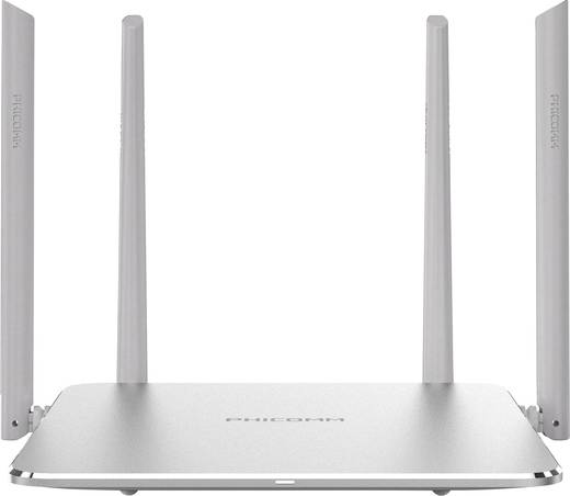 Phicomm KE 2P WLAN Router 2.4 GHz, 5 GHz 1.3 Gbit/s