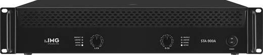 PA Verstärker IMG STAGELINE STA-900A RMS Leistung je Kanal an 4 Ohm: 450 W