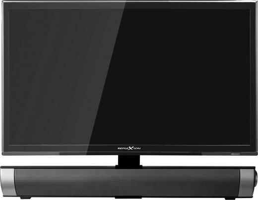 LED-TV 55 cm 22 Zoll Reflexion EEK A DVB-T2, DVB-C, DVB-S, HD ready, DVD-Player, CI+ Schwarz