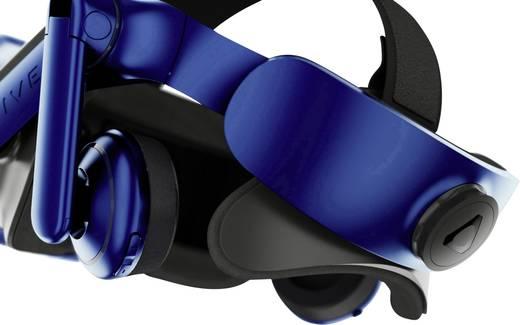 htc vive pro upgrade blau virtual reality brille mit integriertem soundsystem kaufen. Black Bedroom Furniture Sets. Home Design Ideas