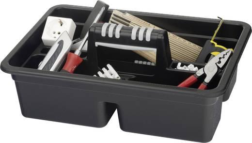 Werkzeugbox Alutec Magnus Tray Soft 1092401190 Anthrazit