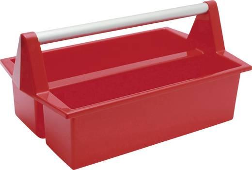 Werkzeugbox Alutec Magnus Tray Universal 109230041 Rot