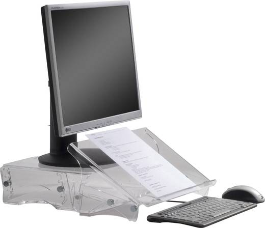BakkerElkhuizen BNEQDOC415 Dokumentenhalter Transparent (B x H x T) 390 x 115 x 275 mm