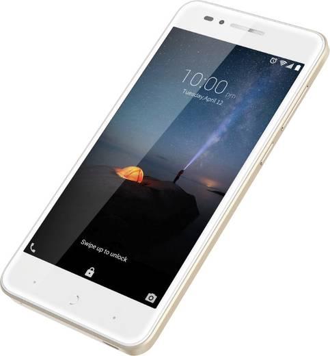 ZTE BLADE A612 Dual-SIM LTE-Smartphone 12.7 cm (5 Zoll) 1 GHz Quad Core 16 GB 13 Mio. Pixel Android™ 7.0 Nougat Gold