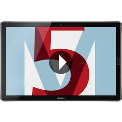 Image of HUAWEI MediaPad M5 WiFi Android-Tablet 27.4 cm (10.8 Zoll) Wi-Fi Grau Octa Core Android™ 8.0 Oreo 2560 x 1600 Pixel