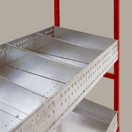Schüttgutrahmen Stahlblech verzinkt Traglast (max.): 100 kg Verzinkt Manuflex TV0233