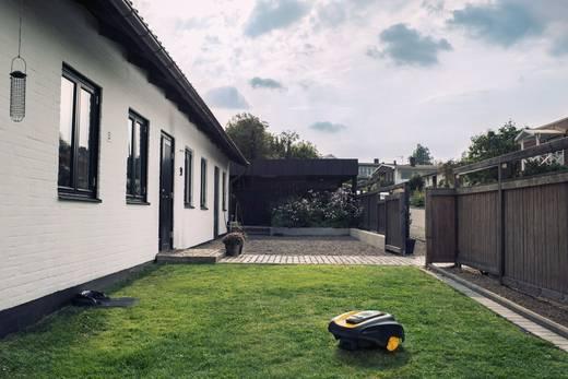 McCulloch ROB R600 Mähroboter Geeignet für Fläche max. 600 m²
