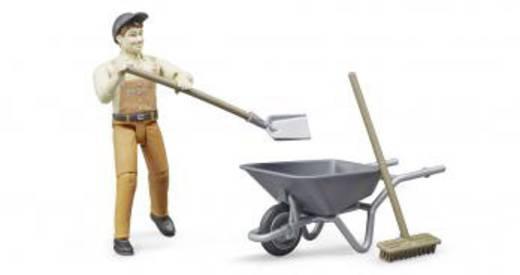 Bruder Figurenset Kommunalarbeiter