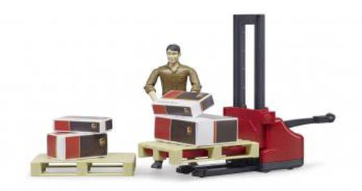 Bruder Figurenset Logistik UPS