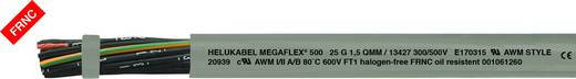 Helukabel MEGAFLEX® 500 Steuerleitung 4 G 2.50 mm² Grau 13435 Meterware